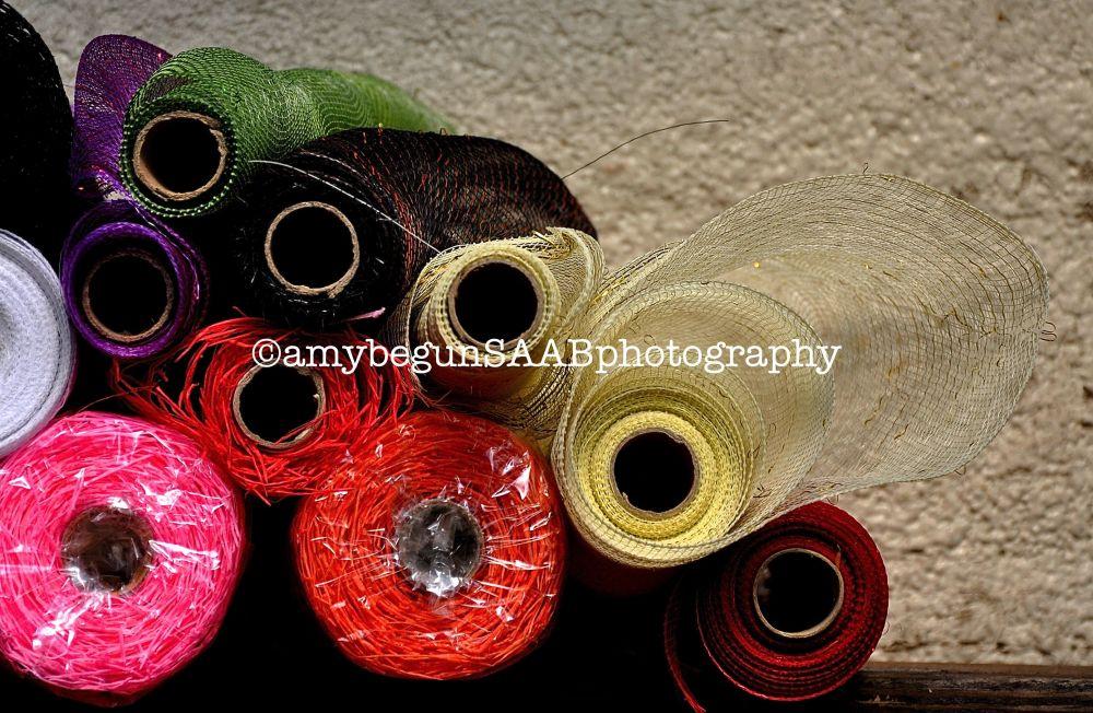Rolls of texture