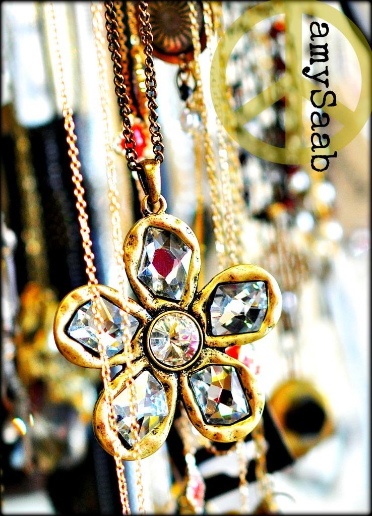 flowermadeof diamonds