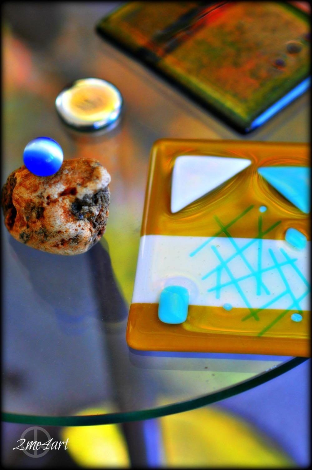 rock, paper, scissors & glass