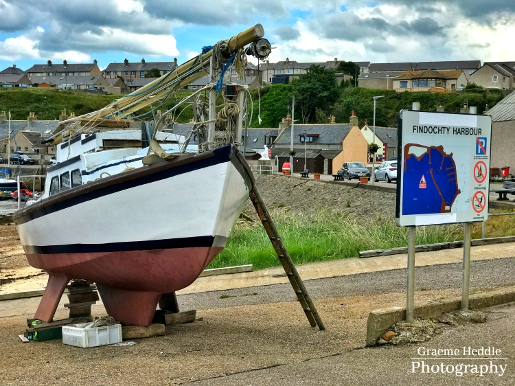 Findochy Harbour, Moray