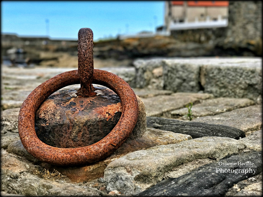 Portsoy Harbour, Moray 2